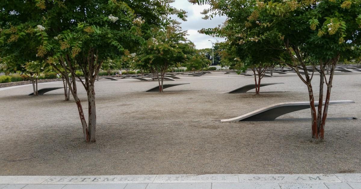 Pentagon Memorial   Russwurm