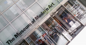 Entrance MoMA