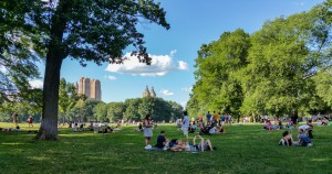 Nice time at Central Park