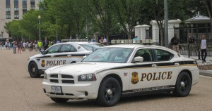 White House Police Cars